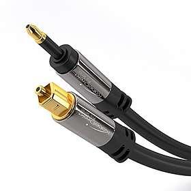KabelDirekt PRO Series Toslink - Mini 6m