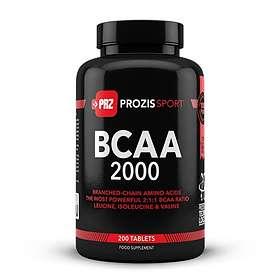 Prozis BCAA 2000 200 Tabletter