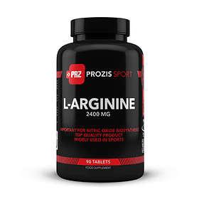 Prozis L-Arginine 2400mg 90 Tabletter