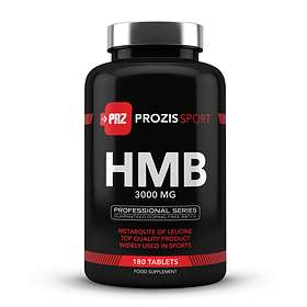 Prozis HMB 3000mg 180 Tabletter