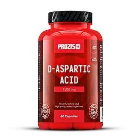 Prozis Sport D-Aspartic Acid 1500mg 60 Kapslar