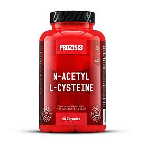 Prozis N-Acetyl L-Cysteine 600mg 60 Kapslar