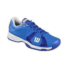 Wilson Wilson Rush Sport Omni White Blue TXk6hk1Eyu