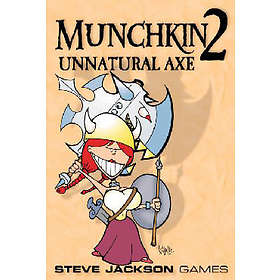 Steve Jackson Games Munchkin 2: Unnatural Axe (exp.)