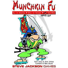Steve Jackson Games Munchkin: Fu