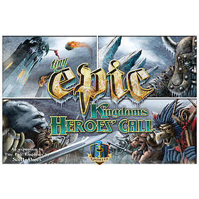 Tiny Epic Kingdoms: Heroes Call (2nd Edition)
