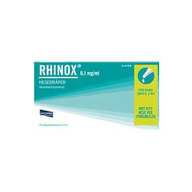Nycomed Rhinox Näsdroppar 0,1mg/ml