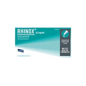 Nycomed Rhinox Näsdroppar 0,5mg/ml