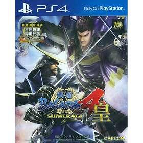 Sengoku Basara 4: Sumeragi (JPN) (PS4)