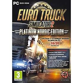 Euro Truck Simulator 2 - Platinum Nordic Edition (PC)