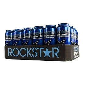 Rockstar Xdurance Burk 0,5l 24-pack