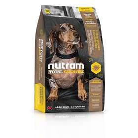 Nutram Dog Grain Free Chicken, Turkey & Duck 2,7kg