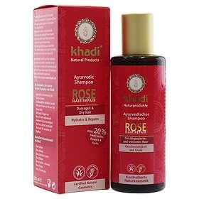 Khadi Rose Ayurvedic Shampoo 210ml