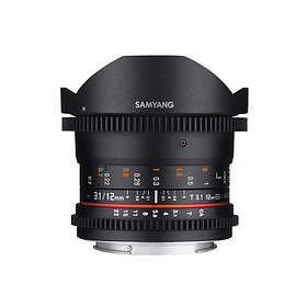 Samyang 12/3,1 VDSLR ED AS NCS Fisheye for Sony A