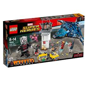 LEGO Marvel Super Heroes 76051 Super Heroes Flygplatsstrid
