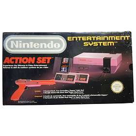 Nintendo NES (8-bit) - Action Set