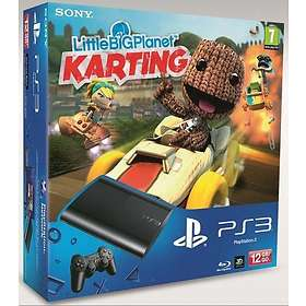 Sony PlayStation 3 Slim 12Go (+ LittleBigPlanet Karting)