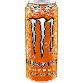 Monster Energy Ultra Sunrise Burk 0,5l 24-pack