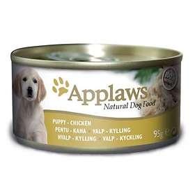 Applaws Dog Puppy Tins 12x0,095kg