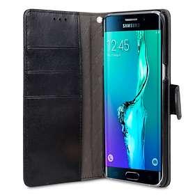Melkco Mini PU Wallet Case for Samsung Galaxy S6 Edge+