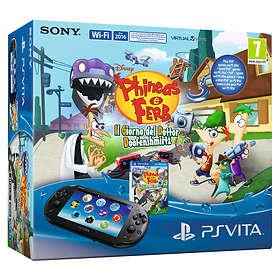 Sony PlayStation Vita Slim (+ Phineas and Ferb: Day of Doofenshmirtz)