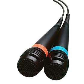 Sony Singstar 2 Microphones (PS2/PS3)