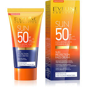 Eveline Cosmetics Expert Sun Care Face Cream SPF50 50ml