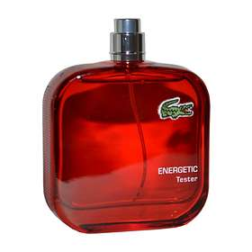 Eau Red 100ml Lacoste De Edt Energetic QBoedErWCx