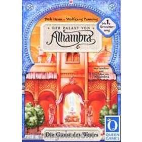 Alhambra: The Vizor's Favour (exp. 1)