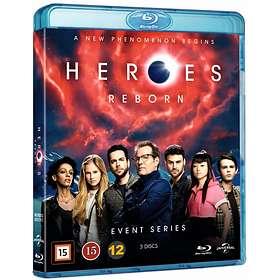 Heroes Reborn - Säsong 1