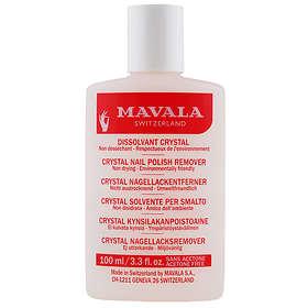 Mavala Crystal Acetone Free Nail Polish Remover 100ml