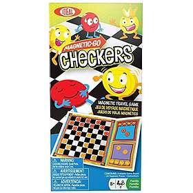 Ideal Magnetic Checkers (pocket)