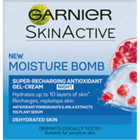 Garnier Moisture Bomb Super-Recharging Antioxidant Gel-Cream Night 50ml