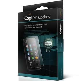 Copter Exoglass Curved Screen Protector for Samsung Galaxy S7 Edge