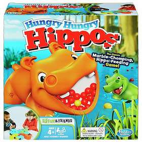 Hungry Hungry Hippos: Elefun & Friends