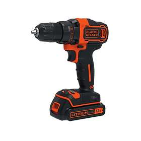 Black & Decker BDCDD186KB (2x1,5Ah)