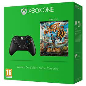 Microsoft Xbox One Wireless Controller V2 (ml. Sunset Overdrive) (Xbox One)