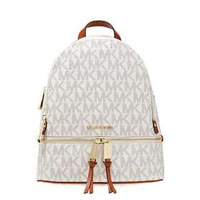sports shoes b01a2 3a0ae Michael Kors Rhea Small Logo Backpack (Donna)