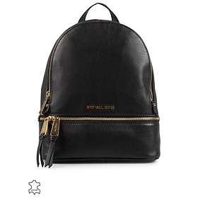 Michael Kors Rhea Medium Leather Backpack (Dam)