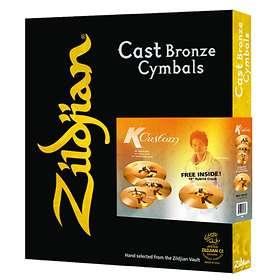 Zildjian K Custom Set (14/16/18/20)
