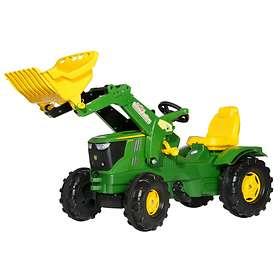 Rolly Toys Farmtrac John Deere 6210R + Trac Loader