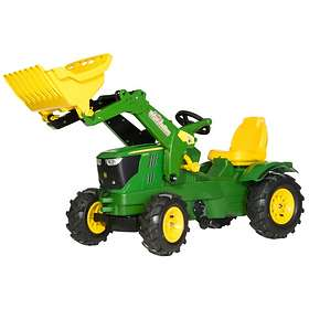 Rolly Toys Farmtrac John Deere 6210R + Trac Loader & Air Tyres