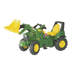 Rolly Toys Farmtrac John Deere 7930 + Trac Loader, Air Tyres & Brake