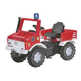 Rolly Toys Unimog Fire + Trac Brake