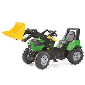 Rolly Toys Farmtrac Deutz Agrotron 7250 TTV + Trac Loader & Air Tyres