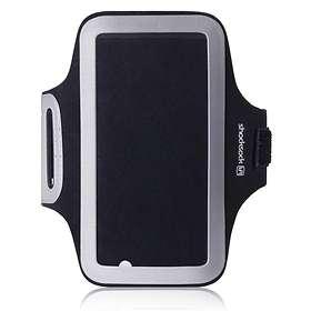 Shocksock Reflective Sports Armband for Samsung Galaxy S7 Edge