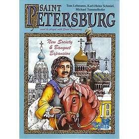Rio Grande Games Saint Petersburg (exp.)