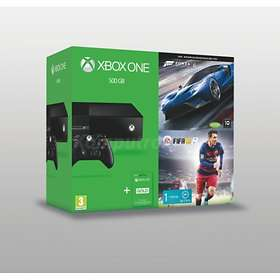 Microsoft Xbox One 500GB (ml. FIFA 16 + Forza 6)