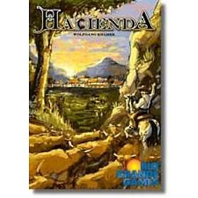 Rio Grande Games Hacienda