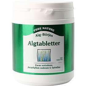 Alg-Börjes AlgTabletter 1000 Tabletter